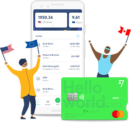 Transfer Your Money up to 8x cheaper than banks