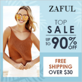ZAFUL Top Sale up to 90% off